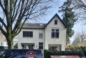 Afgerond project woonhuis Doorn
